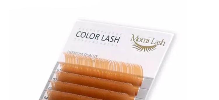 color lash brown
