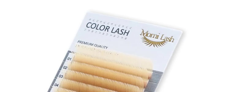 color lash gold