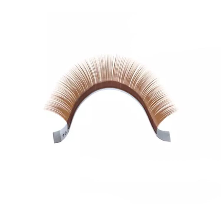 mix brown lash