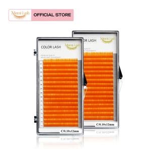 color lash orange momilash