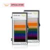 color lash rainbow momilash